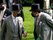 """عودة سباق """"أسكوت"""" البريطاني الملكي لعشاق الخيل منذ بدء الجائحة.. ألبوم صور"""