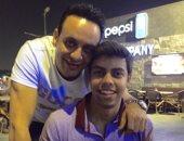 أول فيديو من احتفال مصطفى قمر  بزفاف ابنه إياد بحضور نجوم الفن