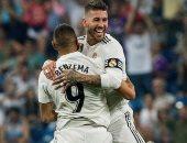 بنزيما فى رسالة لراموس بعد رحيله عن ريال مدريد: شكرا على كل اللحظات معا