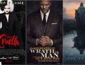 أكشن ورعب ودراما.. 3 أفلام عالمية وجهتك فى الويك إند