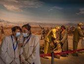 61 مليون زائر.. الصين تجتذب ملايين السائحين إلى التبت.. ألبوم صور