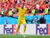 6 أهداف تفصل الأوكرانى يارمولينكو عن لقب الهداف التاريخي لمنتخب بلاده