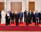 الرئيس السيسى: قوى الإرهاب لا تستطيع قيادة الدول وننتصر دائمًا لدولة المؤسسات