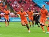 أهداف الخميس.. ثنائية هولندا وبلجيكا فى يورو 2020 ورباعية البرازيل بكوبا أمريكا