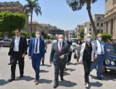 الخشت :جامعة القاهرة تنفذ من 3 سنوات استراتيجية علمية لتغيير الصورة المغلوطة عن المرأة