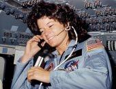 هل تعرف سالى رايد.. أول امرأة أمريكية تصل إلى الفضاء