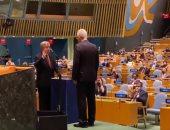جوتيريش يؤدى اليمين بعد إعادة تعيينه أمينا للأمم المتحدة لولاية ثانية.. فيديو