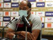 الشعباني: كنا نتمنى خروج المباراة بنتيجة أفضل والأهلي لم يسرق الفوز
