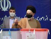 """مشاركة الزعيم الإصلاحى """"خاتمى"""" بانتخابات إيران تحطم قيود حظر صوره بالإعلام"""