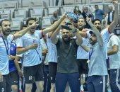 مشوار طائرة الزمالك فى كأس مصر من البداية وحتى التتويج باللقب.. صور