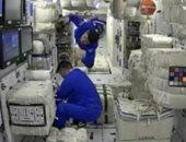 طاقم المركبة Shenzhou-12 ينتقل إلى الوحدة الأساسية للمحطة الفضائية الصينية