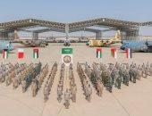 ختام فعاليات التدريب المشترك (طويق - 2) بالمملكة العربية السعودية