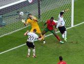 """يورو 2020.. جوسينس يدمر البرتغال بالهدف الرابع فى الدقيقة 60 """"فيديو"""""""