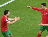 """يورو 2020.. جوتا يقلص الفارق بالهدف الثاني لـ البرتغال ضد ألمانيا """"فيديو"""""""