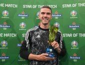 يورو 2020.. جوسينس يتوج بجائزة أفضل لاعب فى مباراة البرتغال ضد ألمانيا