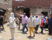"""محافظة القاهرة تنتهى من تسليم 2089 شقة مفروشة لأهالى """"بطن البقرة"""""""