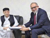 15 تكتلاً وتيارًا سياسيًا ليبيًا يتوجهون بمطالبهم إلى رئيس البرلمان الليبى