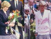 أفراد العائلة المالكة محترفون فى إعادة تدوير الأزياء.. كم مرة جربوها؟