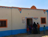 83 مشروعاً لحياة كريمة و192 لتطوير الريف المصرى بأسوان.. صور
