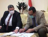 بالأسماء والصور.. تعرف على أوائل الشهادة الإعدادية بشمال سيناء.. فيديو
