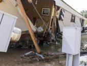انقطاع الكهرباء عن 250 ألف أسرة وتعطل السكك الحديد بفرنسا بسبب العاصفة أورور