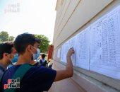المدارس لطلاب الثانوية: الامتحان التجريبى مهم لمعرفة لجنتك والتدريب على البابل شيت