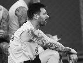 ميسي يرفع شعار التركيز أولا في تدريبات المنتخب الأرجنتيني استعدادا لـ باراجواي