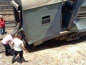 كارثة العربة الأخيرة.. ماذا حدث فى قطار الإسكندرية؟.. فيديو