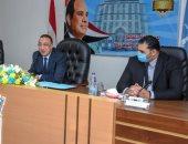 محافظ الإسكندرية يفتتح الندوة التثقيفية لهيئة الرقابة الإدارية بالمحافظة