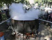 وفاة طباخ عراقي بعد سقوطه في قدر الحساء.. تعرف على التفاصيل