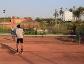 مصر ثالث أكبر بلد فى العالم تستضيف بطولات الناشئين فى التنس