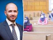 انتظام امتحانات طلاب جامعة مصر للعلوم والتكنولوجيا وسط إجراءات احترازية مشددة