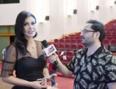 بسمة لتليفزيون اليوم السابع:الأفلام القصيرة أول محطة لتقديم المخرجين الشباب