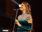 لأول مرة مغنية الأوبرا العالمية فرح الديبانى على مسرح النافورة غدا