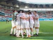 """يورو 2020.. جوردى ألبا يفتتح أهداف إسبانيا ضد سويسرا بالدقيقة 8 """"فيديو"""""""