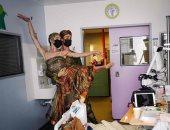 """""""ما يمكن للرقص فعله"""".. نجوم الباليه في باريس يجلبون السعادة للأطفال المرضى.. ألبوم صور"""