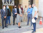 وزيرة الهجرة: الانتقال إلى العاصمة الإدارية بداية للجمهورية الجديدة.. صور