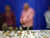 """قضية الآثار الكبرى.. تفاصيل تجديد حبس """"نائب الجن"""" علاء حسانين (فيديو)"""