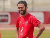حسين الشحات لجمهور الأهلي: اللى جاي أحسن وهنفرحكم بأفريقيا والدوري
