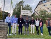 """4 مشروعات لتبادل """"طلاب طنطا"""" مع كبرى الجامعات بإنجلترا وإسبانيا وإيطاليا وتشيك"""