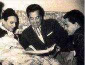 محرم فؤاد × صورة نادرة مع فريد الأطرش.. والشحرورة بجوار العندليب وقت مرضه