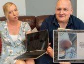 """""""الغيرة جننتها"""" بريطانية تحطم كمبيوتر وهاتف زوجها بسبب صورة طفل.. اعرف القصة"""
