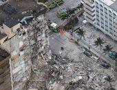 ارتفاع عدد ضحايا انهيار مبنى فى فلوريدا إلى 95 شخصا
