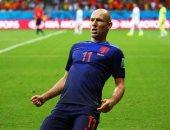 جول مورنينج.. الهولندى روبن يصعق منتخب إسبانيا فى كأس العالم 2010