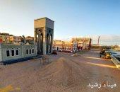 20 صورة لأهم الإنجازات على أرض محافظة البحيرة خلال 7 سنوات