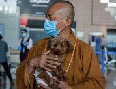تشى شيانج.. راهب صينى ينقذ 8000 كلب من التشرد.. ألبوم صور