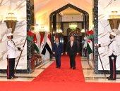 بسام راضى: الرئيس السيسي يشارك بالقمة الثلاثية بين مصر والعراق والأردن ببغداد