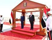 جهاز الإحصاء يرصد تطور التبادل التجاري بين مصر والأردن والعراق