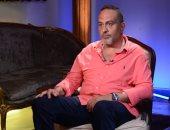 خالد سرحان يكشف كواليس أعماله الأخيرة مع فاطمة مصطفى على 90.90 غدا