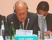 أبو الغيط: قضايا البيئة أصبحت على قمة الاهتمام السياسى العالمى
